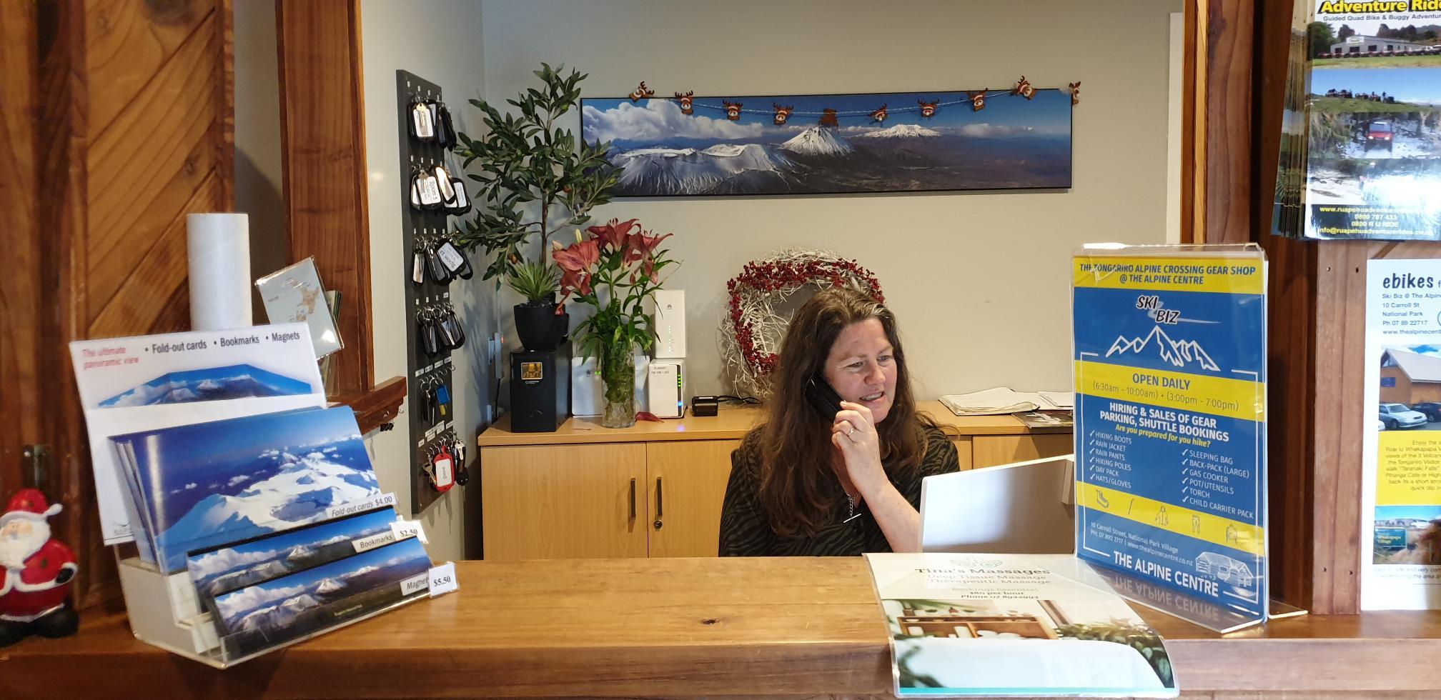Plateau Lodge increase bookings