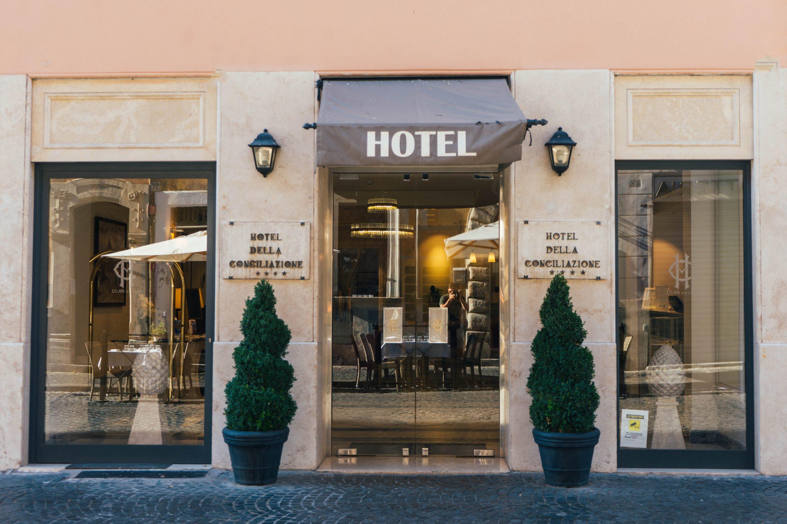 Hotel software with Preno